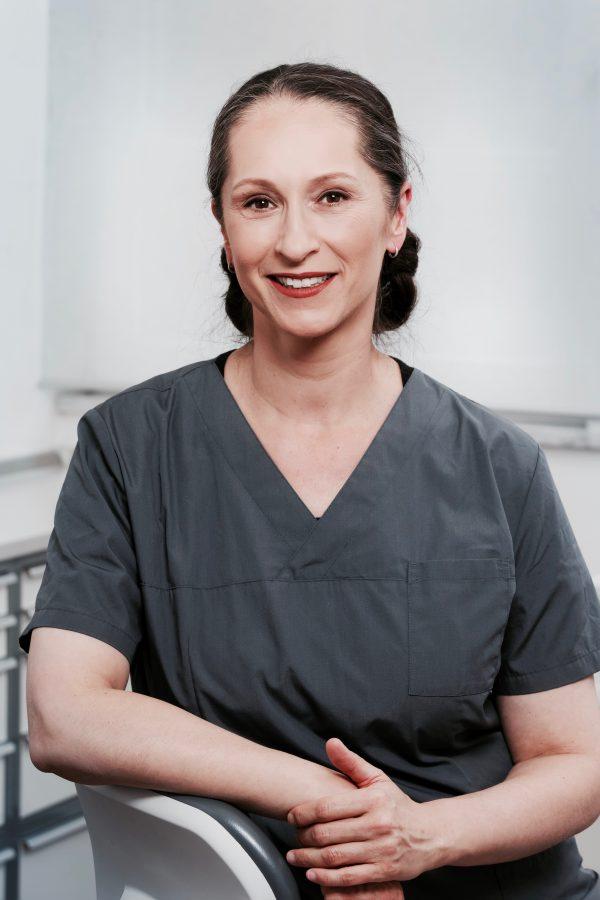 Zahnärztin Dr. Eva Knorr