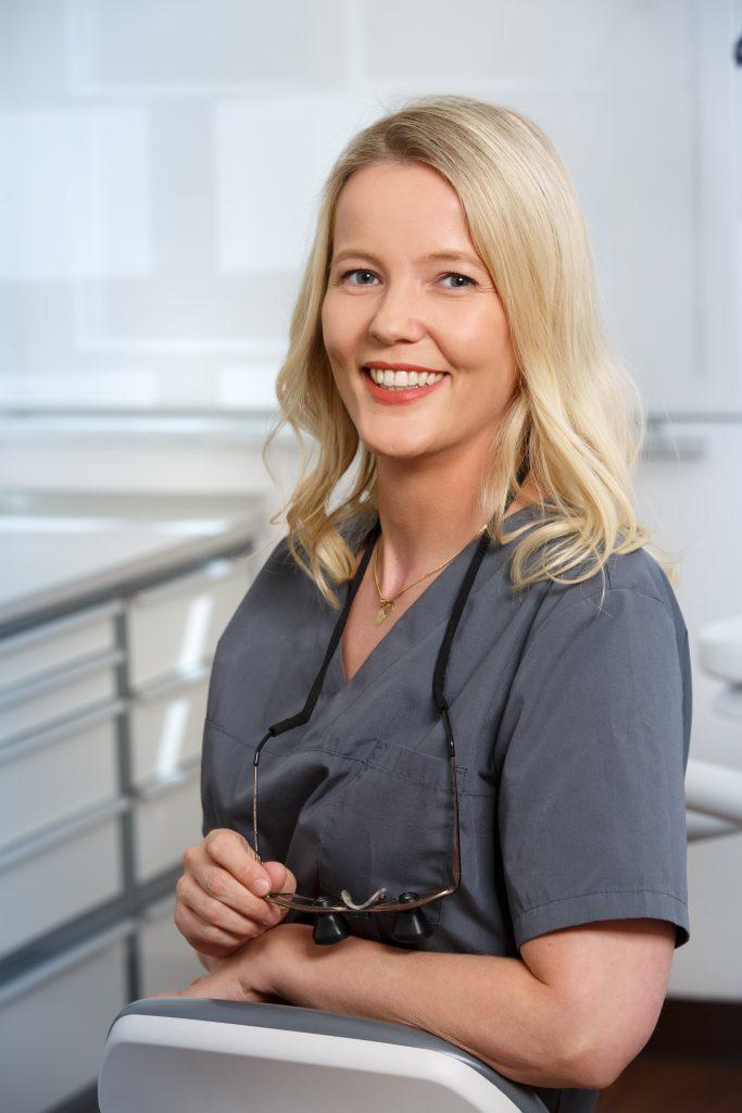 Zahnärztin Dr. Mareike Kröger